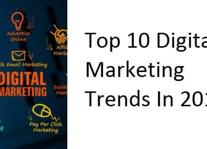 10 Digital Marketing Trends In 2017 That Will Boost Your Strategy