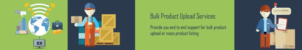 Bulk Product Upload Services