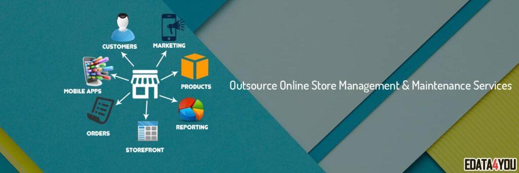 Online Stores Maintenance Service
