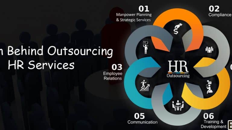 Top Reason Behind Outsourcing HR Services Functions