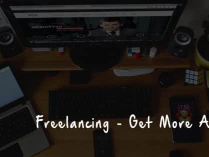 Freelancing – Get More Advantages!