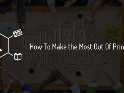How To Make the Most Out Of Print Marketing
