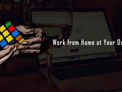 Work from Home at Your Own Convenience!