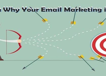 6 Reasons Why Your Email Marketing Is Failing?
